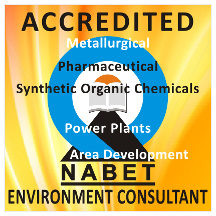 NABET ACCREDITED EIA CONSULTANT