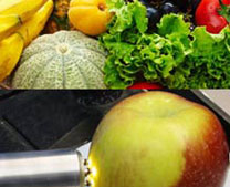 Fruits and Vegetable Testing